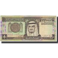 Billet, Saudi Arabia, 1 Riyal, UNDATED (1984), KM:21b, TB - Arabie Saoudite