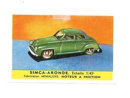 KB1375 - IMAGE CAFE MASDA - SIMCA ARONDE - Auto's