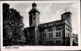 Cp Szczecin Stettin Pommern, Schloss - Pommern