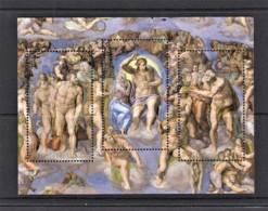 19.- VATICAN CITY 2019 25th ANNIVERSARY OF THE END OF THE RESTORATION WORK OF THE SISTINE CHAPEL - Vaticano (Ciudad Del)