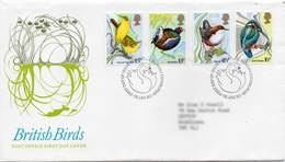 GREAT BRITAIN 1980 Centenary Of Wild Bird Protection Act FDC - FDC