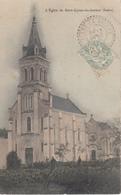 L'Eglise De ST CYRAN Du JAMBOT (Indre) - Sonstige Gemeinden