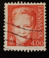 Danemark 2000 DK 1243 Queen Margrethe II Chef D'état | Femmes | Personnalités | Reines | Royauté - Oblitérés