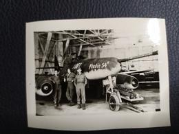 NEUES ANGEBOT 2.WK FOTO WEHRMACHT Messerschmitt Me 262 Luftwaffe 1945 - 1939-45
