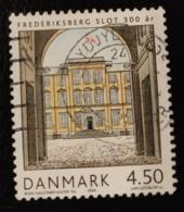 Danemark 2004 DK 1375 Frederiksberg Palace Architecture | Palaces | Portes Et Portails - Oblitérés
