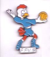 A306 Pin's Volley Ball Coq FFVB Achat Immédiat - Voleibol