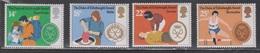 GREAT BRITAIN Scott # 952-5 MNH - QEII Duke Of Edinburgh Awards - 1952-.... (Elizabeth II)