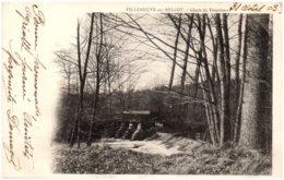 77 VILLENEUVE-sur-BELLOT - Glacis Du Foucheret - France