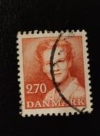 Danemark 1984 DK 799 Queen Margrethe II Chef D'état | Femmes | Personnalités | Reines | Royauté - Danemark
