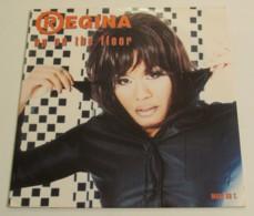 Maxi 33T REGINA : Up On The Floor - Dance, Techno & House
