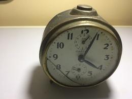 RÉVEIL VINTAGE CARTEL. FABRIQUER EN ESPAGNE- REVEIL QUI FONCTIONNE - Alarm Clocks