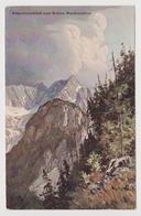 Römertalschluß Und Kleine Bucherspitze, 1906 (Tarvis, Tarvisio, Künstlerkarte) - Unclassified