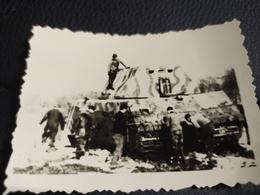 2WK Foto Wehrmacht Nazi PANZER TANK MAUS - 1939-45