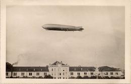 Aviation - Dirigeable LZ 127 Graf Zeppelin - Au-dessus Des Casernes De Lausanne - Dirigeables