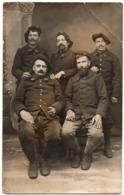 Militaire - Guerre 1914-1918 67e BCA Bataillon De Chasseurs Alpins Carte Photo - Chasseur Alpin - Guerre 1914-18
