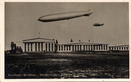 Aviation - Dirigeable LZ 127 Graf Zeppelin - Altenrhein - 1934 - Dirigeables