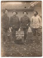 Militaire - Guerre 1914-1918 67e BCA Bataillon De Chasseurs Alpins Carte Photo - Chasseur Alpin - War 1914-18