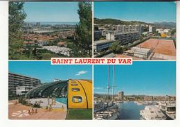 06 - St-laurent-du-var - Piscine Tournesol - Saint-Laurent-du-Var