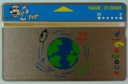 ARGENTINA - L&G - Ecologia - 25 Units - 405A - Mint - Argentinien
