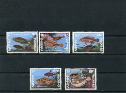 ETHIOPIA 1978 Fishes.MNH. - Ethiopie