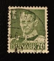 Danemark 1950 DK 330 King Frederik IX Chef D'état | Hommes | Personnalités | Rois | Royauté - Danemark