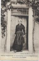 [36] Indre > La Chatre Dans La Vallée Noire Type De L'ancien Costume Des Jeunes Berriandes - La Chatre