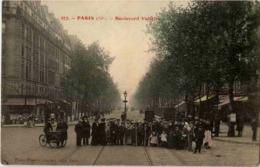 Paris - Boulevard Voltaire - District 11
