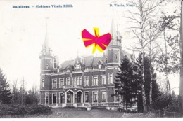 MAISIERES - Château Vilain XIIII - Carte Circulé En 1908 - Mons