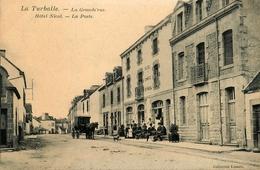 """La Turballe - """" Hôtel NICOL """" La Grand'Rue - La Poste - Belle Animation - La Turballe"""