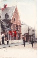THUIN - La Poste - Carte Colorée - Thuin