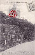 THUIN - Château De Beauregard - Carte Circulé 1908 - Thuin