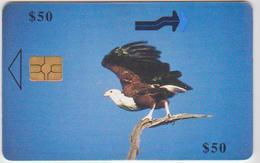 #13 - ZIMBABWE-01 - BIRD - Zimbabwe
