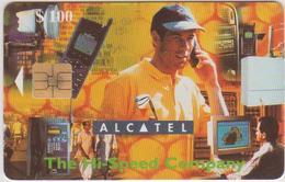 #13 - ZIMBABWE-05 - TELEPHONE - ALCATEL - Zimbabwe