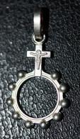 """Pendentif Médaille Religieuse """"Dizainier"""" Religious Medal - Religion & Esotérisme"""