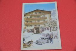 Belluno Cortina D' Ampezzo Hotel Ancora NV + Scritte - Belluno
