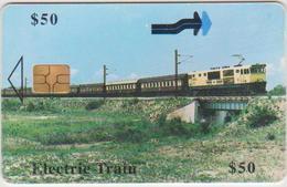 #13 - ZIMBABWE-09 - TRAIN - Zimbabwe