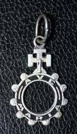 """Pendentif Médaille Religieuse """"Dizainier - Ave Maria"""" Religious Medal - Religion & Esotérisme"""