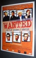 Carte Postale - Wanted (cinéma Affiche Film) Johnny Hallyday - Renaud - Gérard Depardieu - Posters On Cards