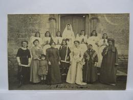 CPA  28 - Le Miracle Des Fuseaux Photo A Découvrir 1912 TBE - France