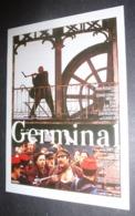 Carte Postale - Germinal (cinéma Affiche Film) Renaud - Gérard Depardieu - Posters On Cards