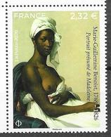FRANCE, 2020, MNH,  TART, PAINTINGS, MARIE-GUILLEMINE BENOIST, PORTRAIT OF MADELEINE, 1v - Art