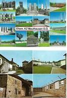 CP 2 Multicartes Mauthausen (Autriche) Camp De Concentration Konzentrationslager 1938-1945 - Autriche