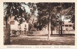 91 Morsang Sur Orge Parc De Beausejour Place Leon Laurent - Morsang Sur Orge