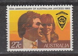 AUSTRALIA : 824 ** MNH – Australian Jaycees 1983 (chambre Commerce) - 1980-89 Elizabeth II