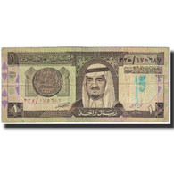 Billet, Saudi Arabia, 1 Riyal, UNDATED (1984), KM:21b, B - Arabie Saoudite