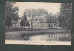 CPA - 80 - Cayeux-en-Santerre - Château Et Etang - France