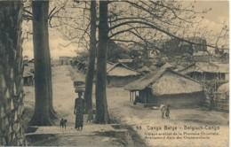 Congo Belge - Entier 98, 15c - Village Arabisé De La Province Orientale - Stamped Stationery