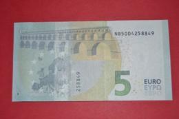 AUSTRIA / ÖSTERREICH - 5 EURO N018 J5 - NB5004258849 - UNC - NEUF - 5 Euro