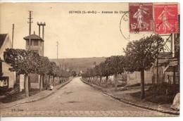 Dpt 78 Beynes Avenue Du Chemin Ed LH - France