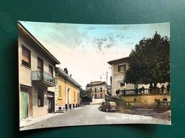 BUCINE ( AREZZO ) VIA E CINE TEATRO  1961 - Arezzo